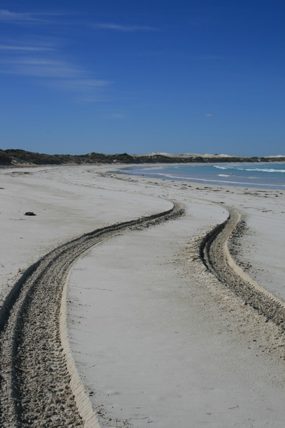 Sensation Beach, Coffin Bay National Park, South Australia - © CKoenig