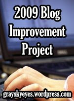 Blog Improvement Project