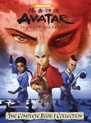 Avatar, A lenda de Aang - 1ª Temporada DVDRip Dublado
