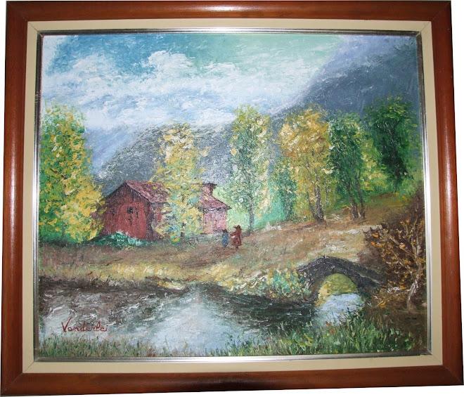 Pintura - Casa no Campo