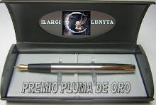"""Premio """"La Pluma de Oro"""""""