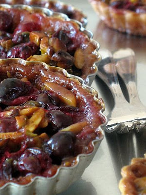 treasure trove of tarts tartlets and other inspiring recipes