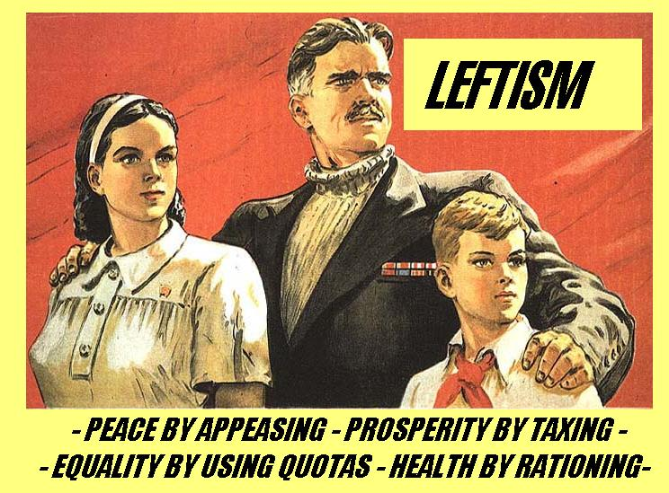 never yet melted leftism dead but refusing to lie down