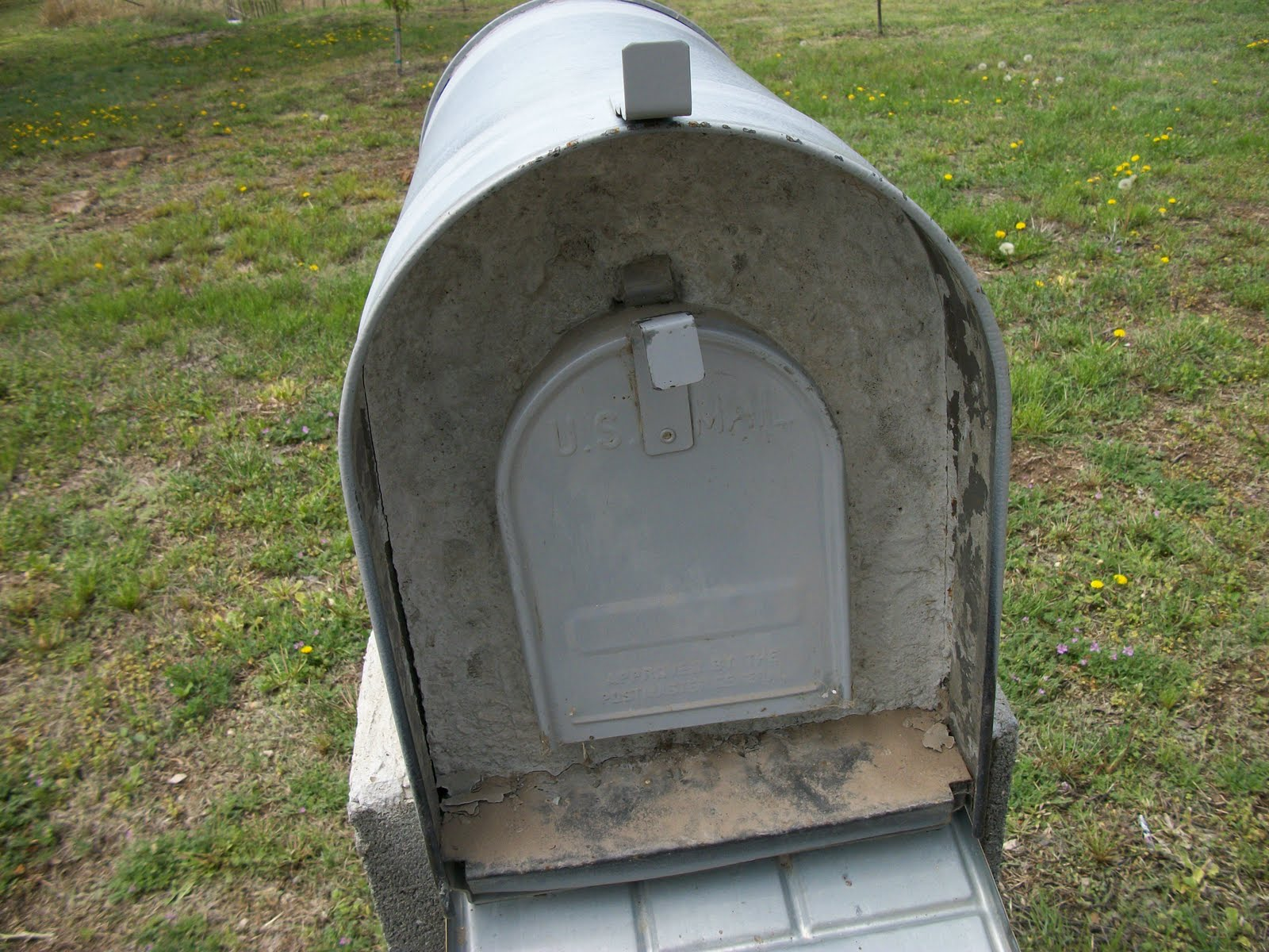 Grisly Tales of Mailbox Bashing