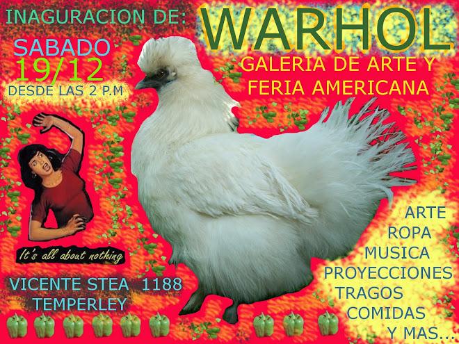 Expo Warhol