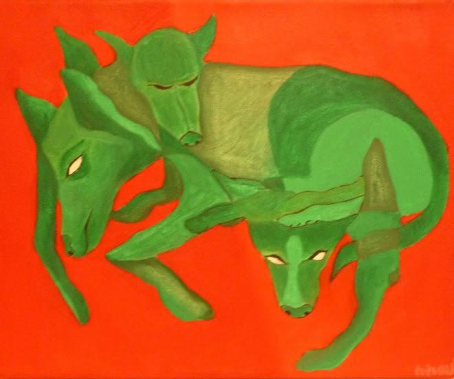 Los perros hierros
