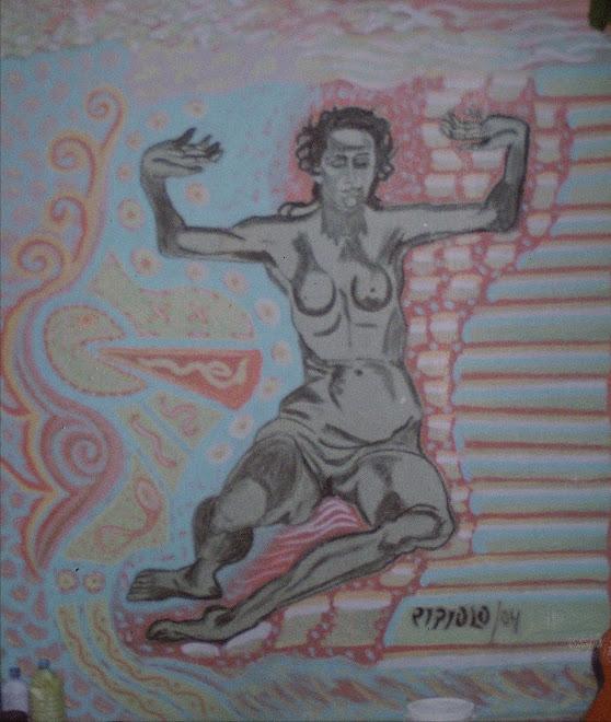 Mural en Remedios de Escalada