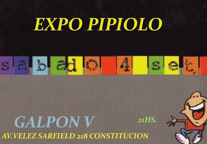 Expo Galpon V
