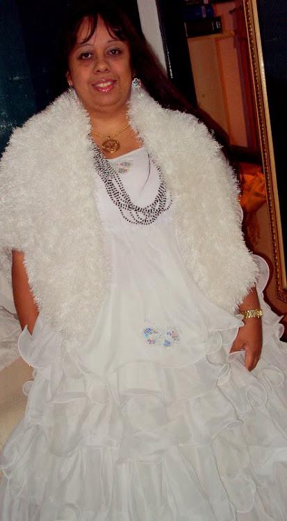 Mãe Janaina de Oxalá.