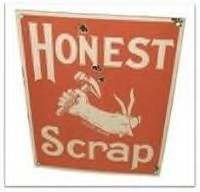 HONEST SCRAP (the writing edition)