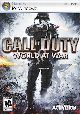 Call of Duty 5 World at War RELOADED Box shot