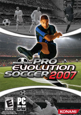 Winning Eleven Pro Evolution Soccer 2007 Full PC Game