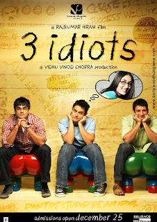 3 Idiots (2009)Poster
