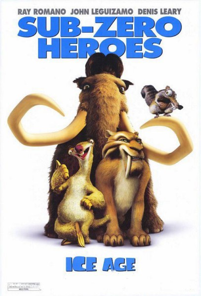 Ice Age 1 (2002) Hindi English Dual Audio BRRip Mediafire Links Free Download