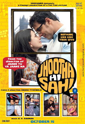 Jhootha Hi Sahi (2010) Movie Poster
