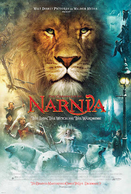 The Chronicles of Narnia: The Lion, the Witch and the Wardrobe 2005 Poster