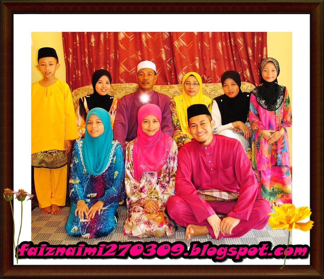 My Family Raya 2010