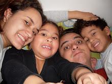 São José dos Campos, com os sobrinhos, não tem preço
