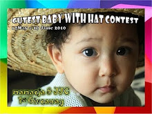 mamaeja & JJC 1st Giveaway : Cutest Baby With Hat Contest