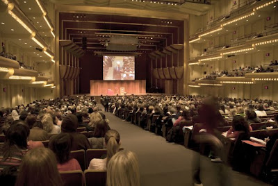 inside Avery Fisher Hall