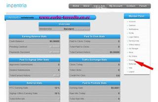area+promote Cara Daftar INCENTRIA