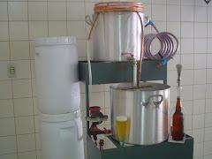 Conjunto Fabricación Cerveza Artezanal