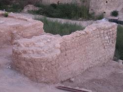 Castillo del Aljau (excavación arqueológica)