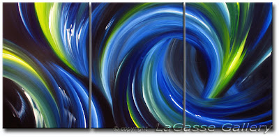 Abstract Art For Sale - Winds of Change