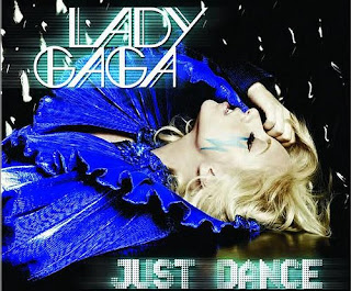 just dance by lady gaga singles cover