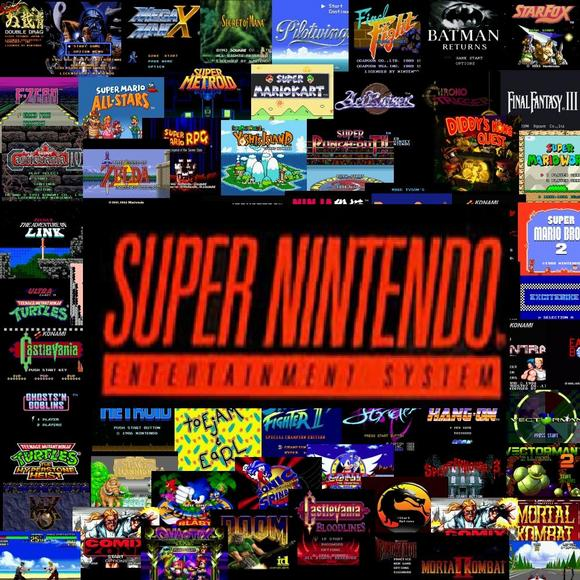 Download Super NES Pack 11337 Games + Emulador PC GAME
