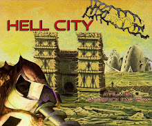 Ciudad enterrada en los márgenes