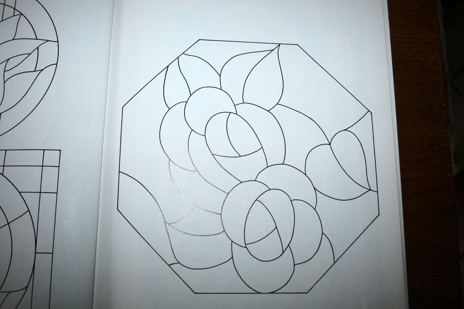 Fatto da me tutorial colori riposizionabili per vetro for Disegni di casa compatti
