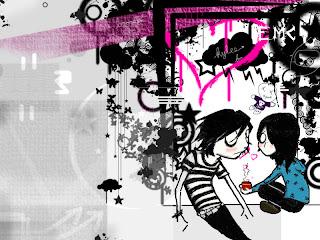 Wallpaper Emo