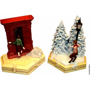 A muggle 39 s magical book blog january 2011 - Lord of the rings bookends ...