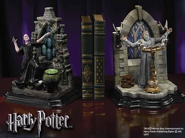 Harry Potter Bookends ~ Quick quotes quills harry potter bookends