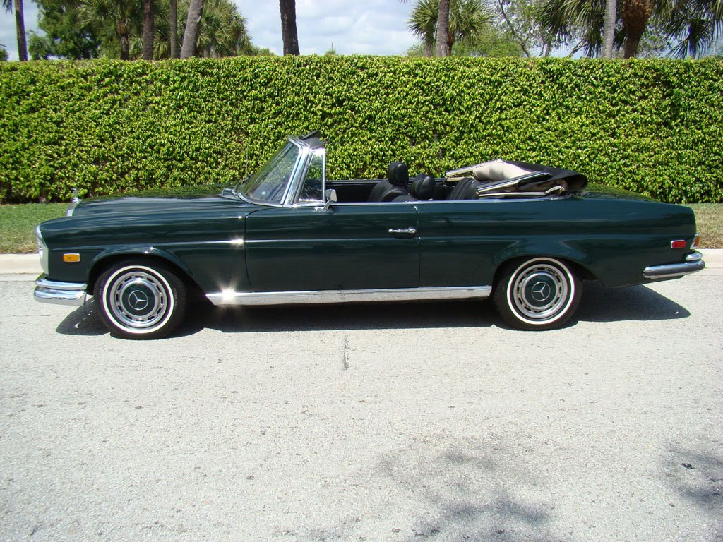 Bigdee mercedes benz 280 se cabriolet 1969 for 1969 mercedes benz 280 se convertible