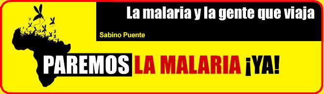La malaria y la gente que viaja