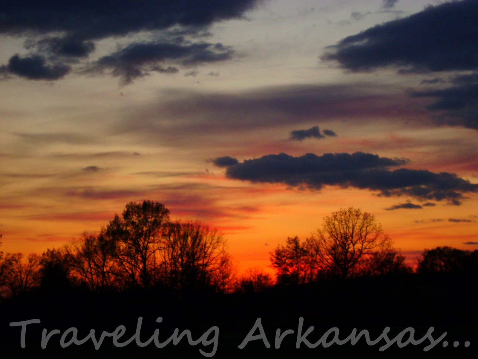 Traveling Arkansas!