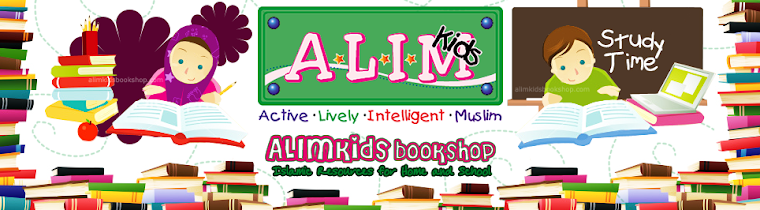 ALIMKids Islamic Bookshop USJ 9, Selangor Malaysia :Resources for home, homeschool, preschool