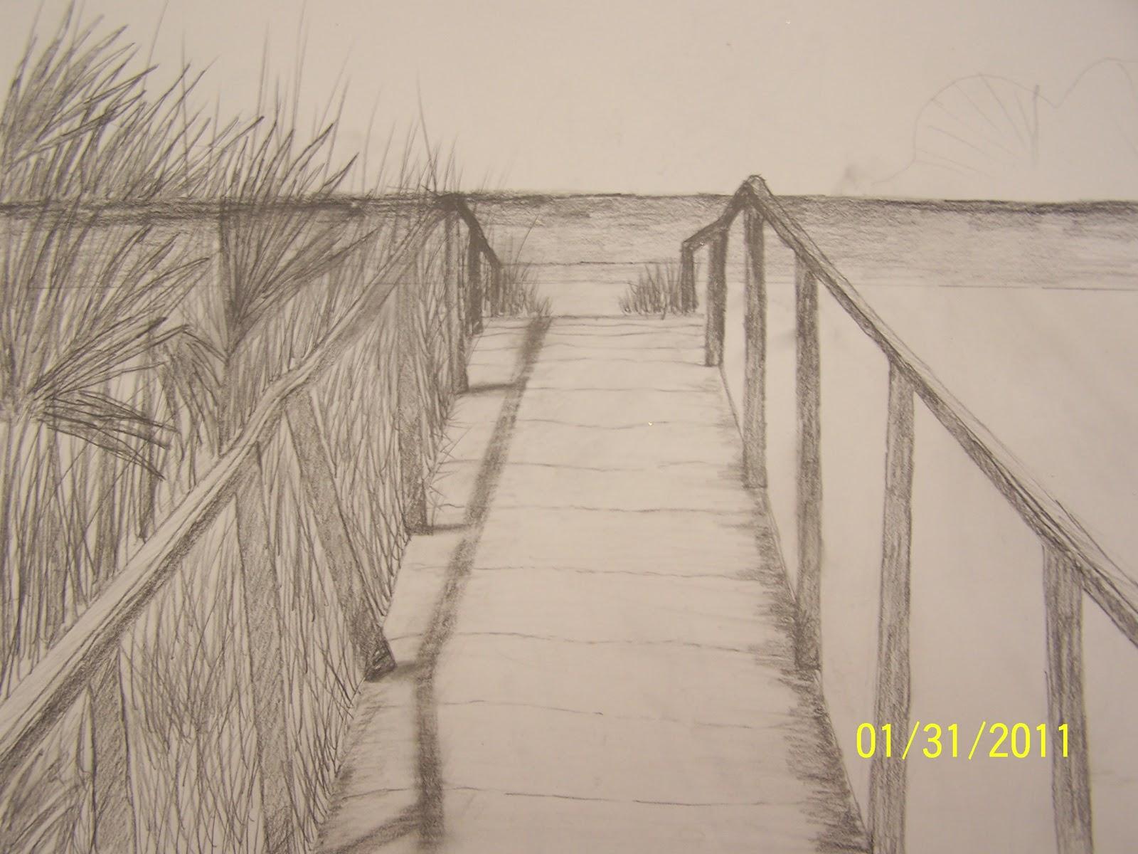 Elementary Artist: Sketching of my own