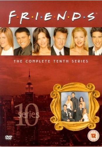 Baixar Friends 10ª Temporada Download Grátis