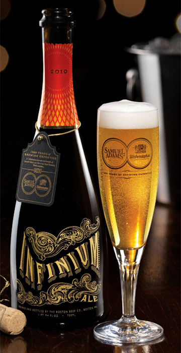 Samuel Adams To Infinium And Beyond New School Beer
