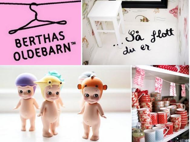 Berthas Oldebarn