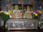 Moastele Sf. Leontie  si Sf. Teodosie