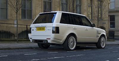 2009 Project Kahn Range Rover Vogue
