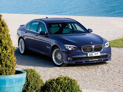 2009 BMW Alpina B7 Bi-Turbo
