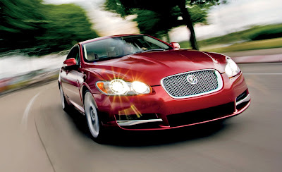 2009 Jaguar XF Supercharged_front