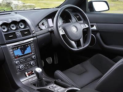 2009 Vauxhall VXR8 Bathurst S interior