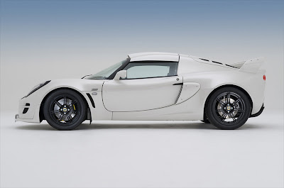 2010 Lotus Exige S side