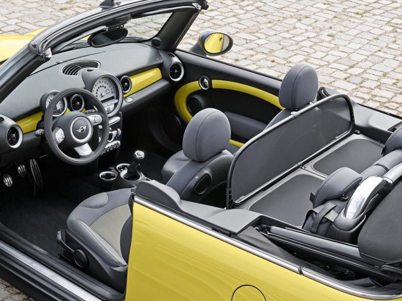 2009 Mini Cooper S Interior. 2009 Mini Cooper S Cabrio